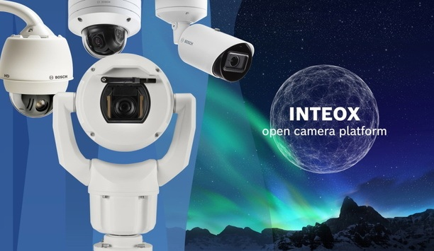 Bosch Announces INTEOX Camera Platform Designed To Modernize The Security And Safety Industry