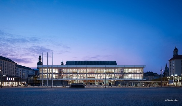 Bosch Safeguards Palace Of Culture By Providing Video Surveillance And Access Control Solutions