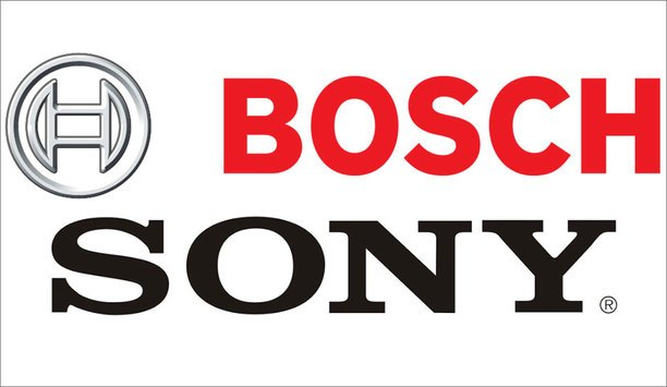 Bosch Security Systems And Sony Establish Video Security Partnership