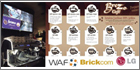 Brickcom CB-100Ae Cube Cameras Installed At CAFETERÍA BREZO In Spain
