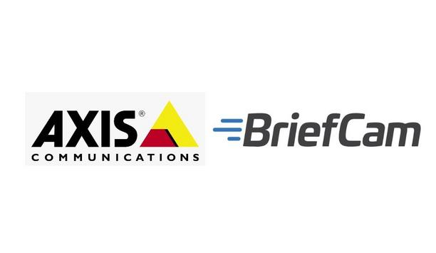 BriefCam Announces Availability Of Video Content Analytics On Axis Cameras
