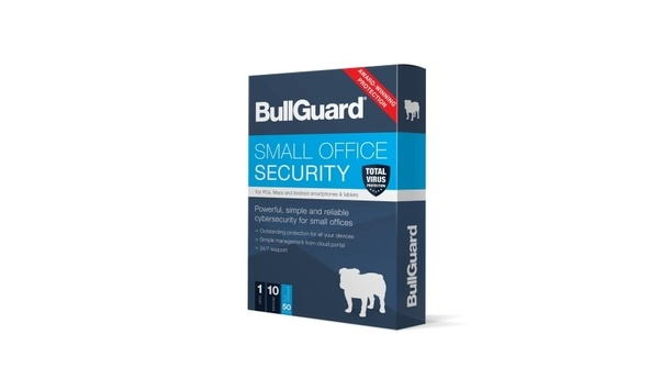 BullGuard Unveils Small Office Security Service To Protect Businesses From Cyber Threats