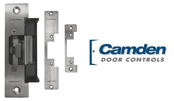 Camden Door Controls' 'Universal' Electric Door Strikes Are Now Ul1034 Certified