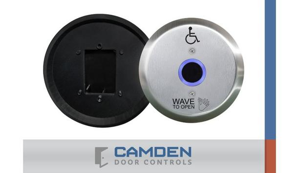 Camden Door Controls Release New 'SER' Surface Boxes With Extension Rings For SureWave And Kinetic Switches