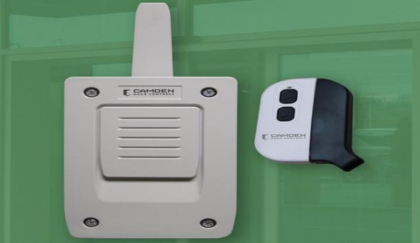 Camden Introduces New Wiegand Receiver And Two Button Mini Fob