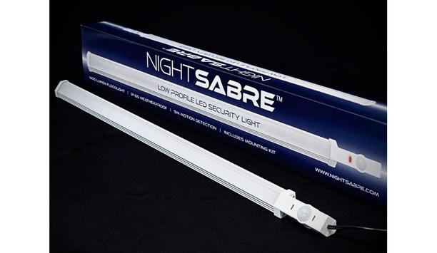 Capital Garage Doors And Device Smart Introduce The Night Sabre Low-Profile LED Security Light To The UK Market