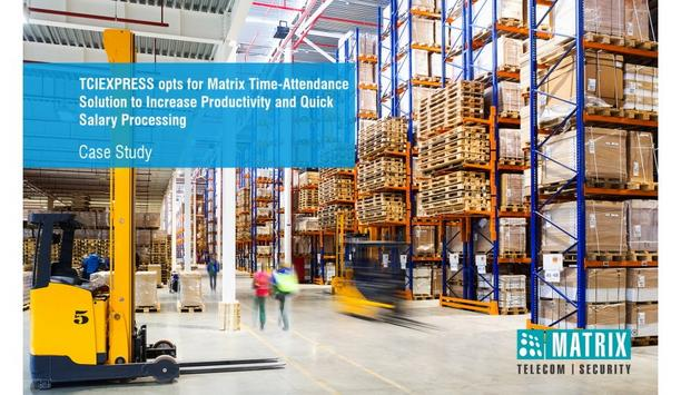 Matrix Time-Attendance Solution Adopted By TCIEXPRESS For Quick Salary Processing And Enhanced Productivity