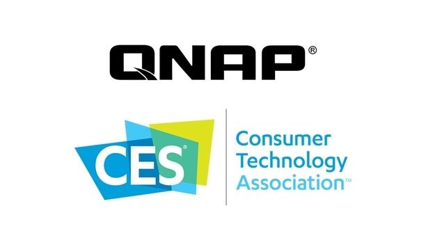 QNAP Exhibits AI Storage Solutions, IoT Mini Server And Companion Robot At CES 2018