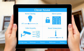 Smart Home Products Help Security Companies Engage Customers