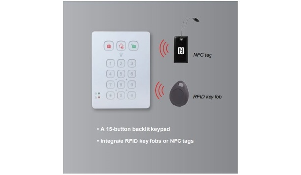 Climax Technology Launches A Suite Of KPT-39 Remote Keypad Series With Proximity Reader
