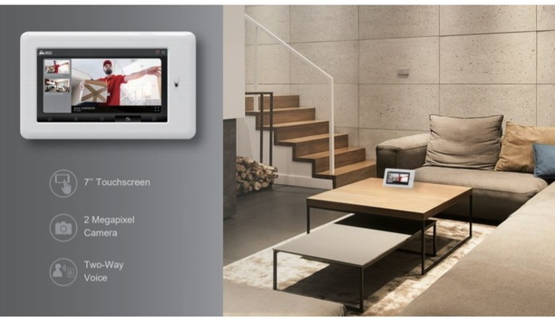 Climax Technology Announces The Launch Of TSP-3 Touchscreen Keypad Access Control Solution