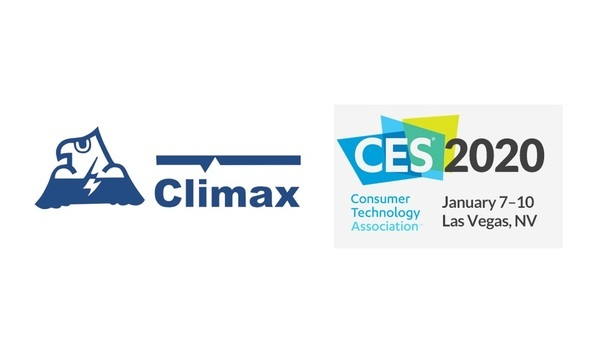 Climax Technology To Showcase Portfolio Of Smart Home Security Solutions, Sensors, And Accessories At CES 2020