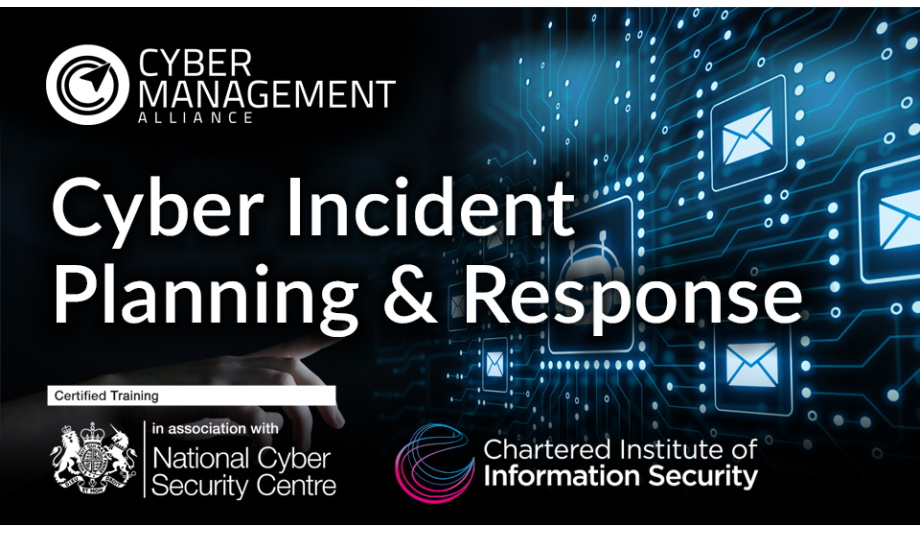 CM-Alliance's Cyber Incident Response Course Receive The National Cyber Security Centre (NCSC) Certification