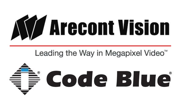 Code Blue Joins Arecont Vision Technology Partner Program