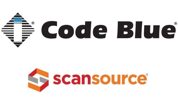 Code Blue Corporation's Emergency Communication Solutions Made Available Through ScanSource