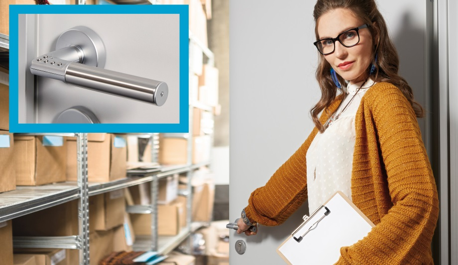 ASSA ABLOY's Code Handle Digital PIN Locking Solution Ensures Enhanced Security And Authorized Access Control
