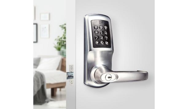 Codelocks Provides CL5510 Brushed Steel Smart Lock To Secure Community Cupboard At Crown Connects