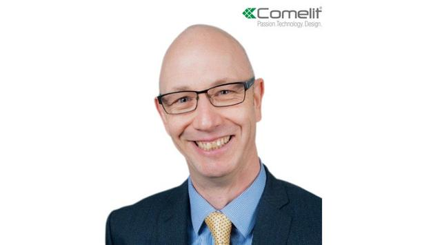 Comelit Announces The Appointment Of Simon Green As The Company's New UK Sales Director
