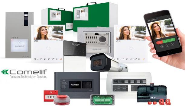 Comelit Premiers Integrated New Solutions At The Security Event 2021