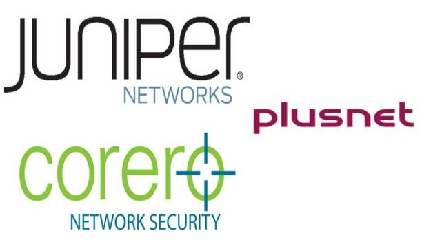 Corero Network Security And Juniper Networks To Provide Critical DDoS Protection Solution To Plusnet GmbH