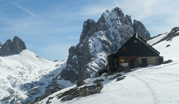 Dahua IP Camera Helps In Monitoring Weather Conditions For Mountain Refugio Collado Jermoso