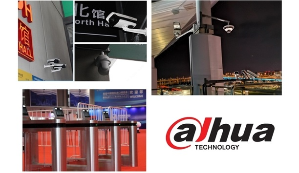 Dahua IP Cameras And AI Tech Ensure Enhanced Security Of The China International Import Expo