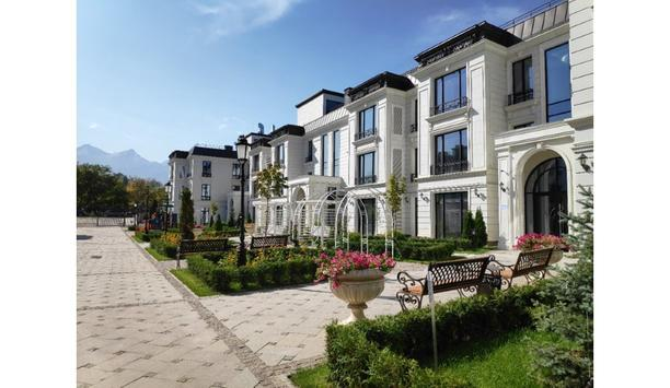 Dahua Intelligent Residential Solution Deployed In Hyde Park Residential Complex In Kazakhstan
