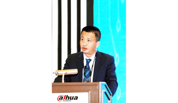 Dahua Technology Delivers AI-Keynote Speech At ISC West 2018
