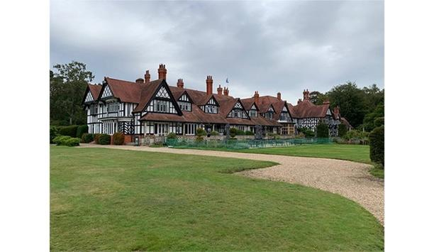 Dahua Technology Deploys Networked Video Surveillance System At Petwood Hotel, Formerly The Dambusters Home