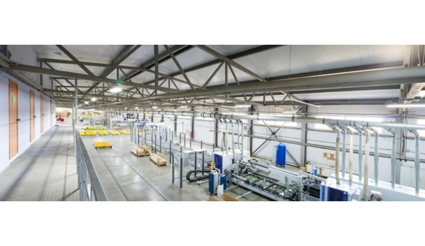 Dahua Technology's Video Surveillance Solution Employed At Cedr Factory To Improve Security Level