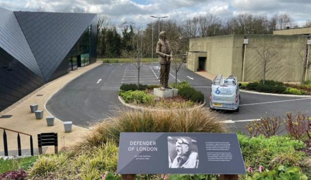 Dahua Technology Installs HD CCTV Cameras With Smart Analytics Using AI To Secure Iconic Battle Of Britain Bunker