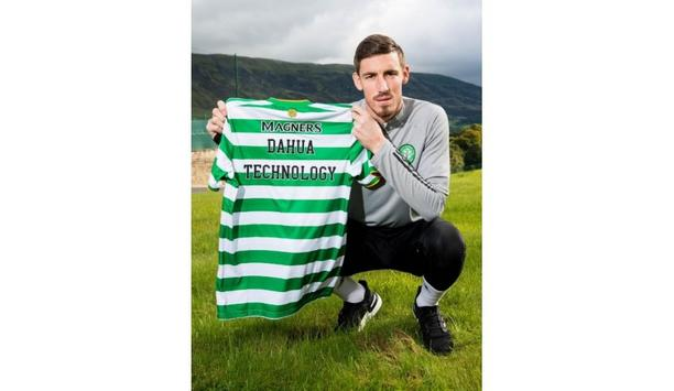 Dahua Technology Sponsors Celtic FC By Supplying The Club With Video-Based Technology And Equipment