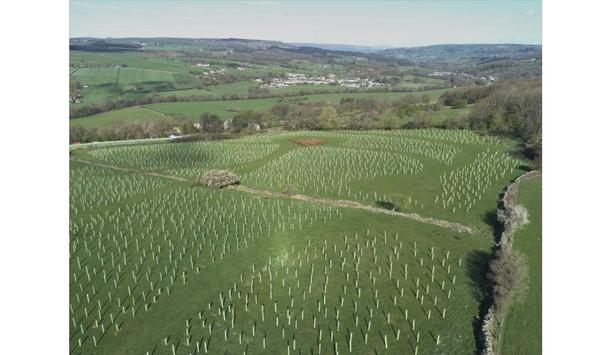 Dardan Security Partners With Make It Wild To Annually Offset 480 Tonnes Of CO2e By Planting Trees In Summerbridge