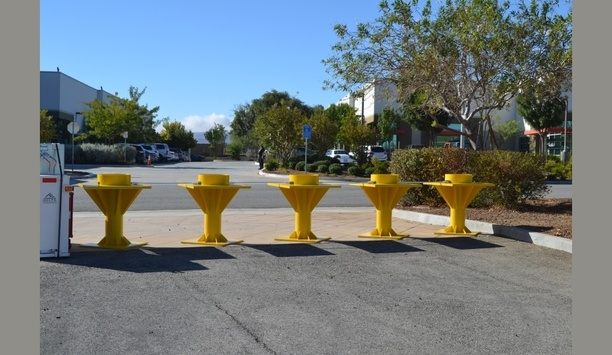 Delta Scientific Installs Bollards And Beam Barricades With Perimeter Security Group At Paramount Studios