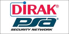 PSA Security Network To Distribute E-LINE By DIRAK's Premium Access Control Solutions
