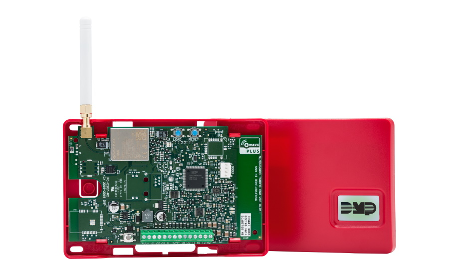 DMP Launches CellComF-LTE DualCom Universal Communicator With Tip And Ring Terminals