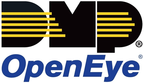 DMP And OpenEye Announce Video Integration For Life Safety And Business Intelligence