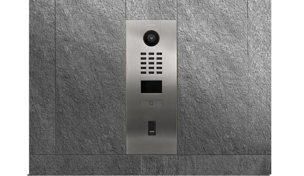 DoorBird ekey Announce Access Control Via Fingerprint To IP Video Intercom
