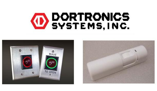 Dortronics Systems Inc. Exhibits Touchless Door Control Products And New 48900 Series PLC Interlock Controller At ISC West 2021