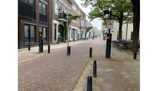 Nedap's MOOV City Access Software Combined With Long-Range RFID And ANPR Solutions Secure The City Of Arnhem's Center