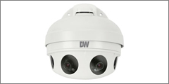 Digital Watchdog 48MP Multi-Sensor Camera Exhibited At ISC West 2016