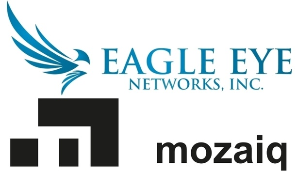 Eagle Eye CameraManager Video Surveillance System Now Available To The Mozaiq IOT Market