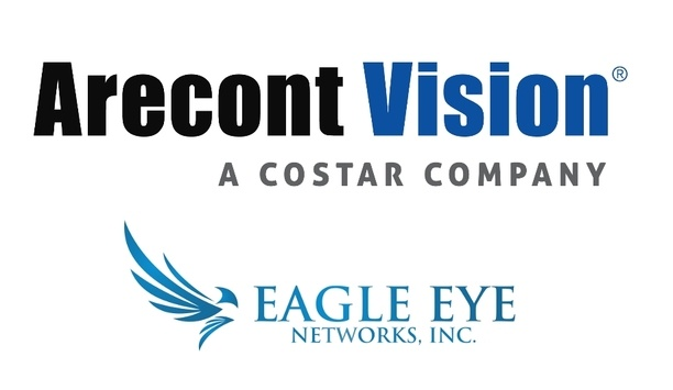 Eagle Eye Network Partners With Arecont Vision Costar For MegaIP Cameras On Cloud-Based VMS