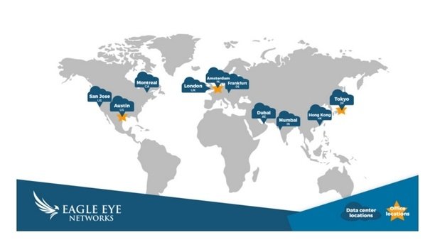 Eagle Eye Networks Announces The Completion Of Eighteen-Month Globalization Project