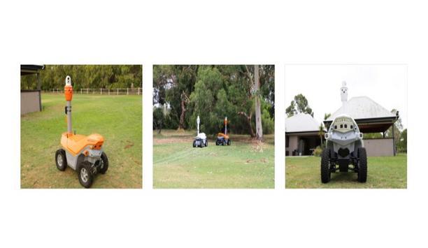 SMP Robotics Employing First Guard Robots In Australia