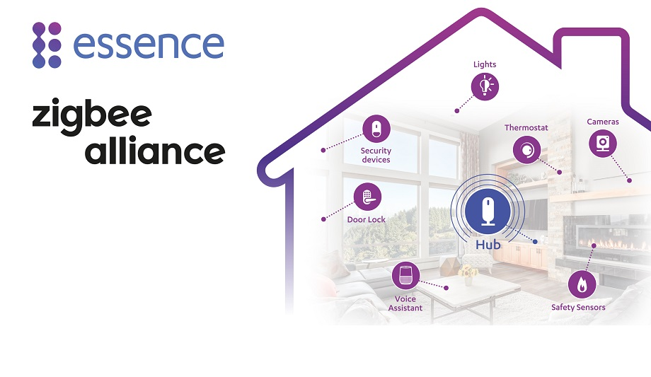 Essence Group Joins Zigbee Alliance For Internet Of Things Smart Home Standardization