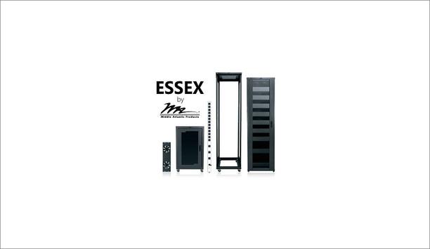 Middle Atlantic Secures Patent For Essex QAR Series Rack Design
