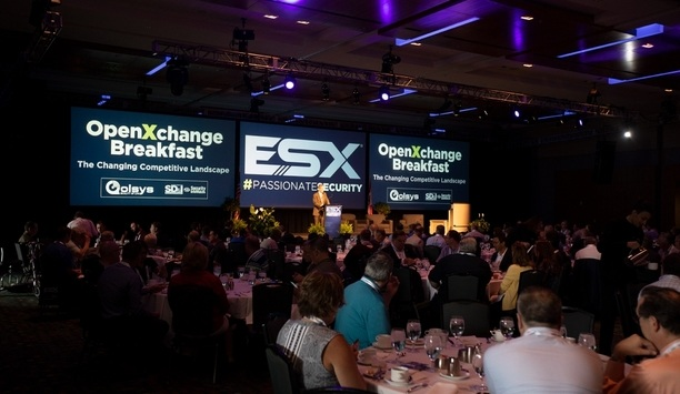 ESX 2018 Opens With Celebration, OpenXchange, And Announcement Of Monitoring Association Excellence Awards