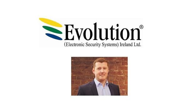 Evolution Announces Mark Corrigan Promoted To The Position Of New Director For Business In Ireland