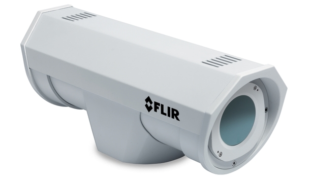 FLIR Introduces F-Series ID Thermal Security Camera With Built-in Analytics